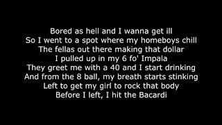 Boyz N The Hood INSTRUMENTAL - Eazy E - Lyrics (Karaoke)