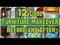 12 Cool Furniture Makeover Before and After