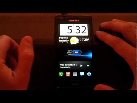 [Review] Samsung Galaxy S II