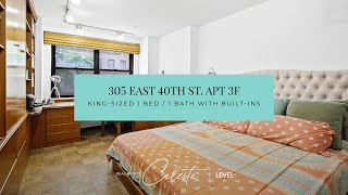 1 Bed / 1 Bath in Murray Hill - Available Furnished or Unfurnished