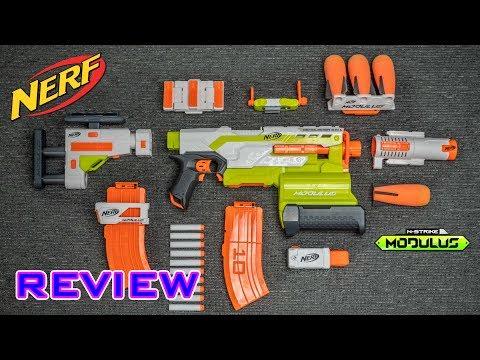 [REVIEW] Nerf Modulus Ultimate Customizer Pack | HOLY TACTICS, BATMAN!
