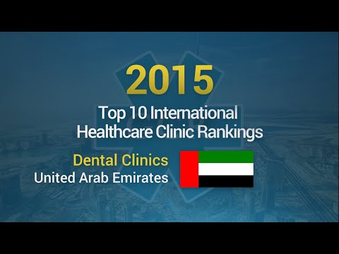 United Arab Emirates: Top 10 Dental Clinics 2015 video