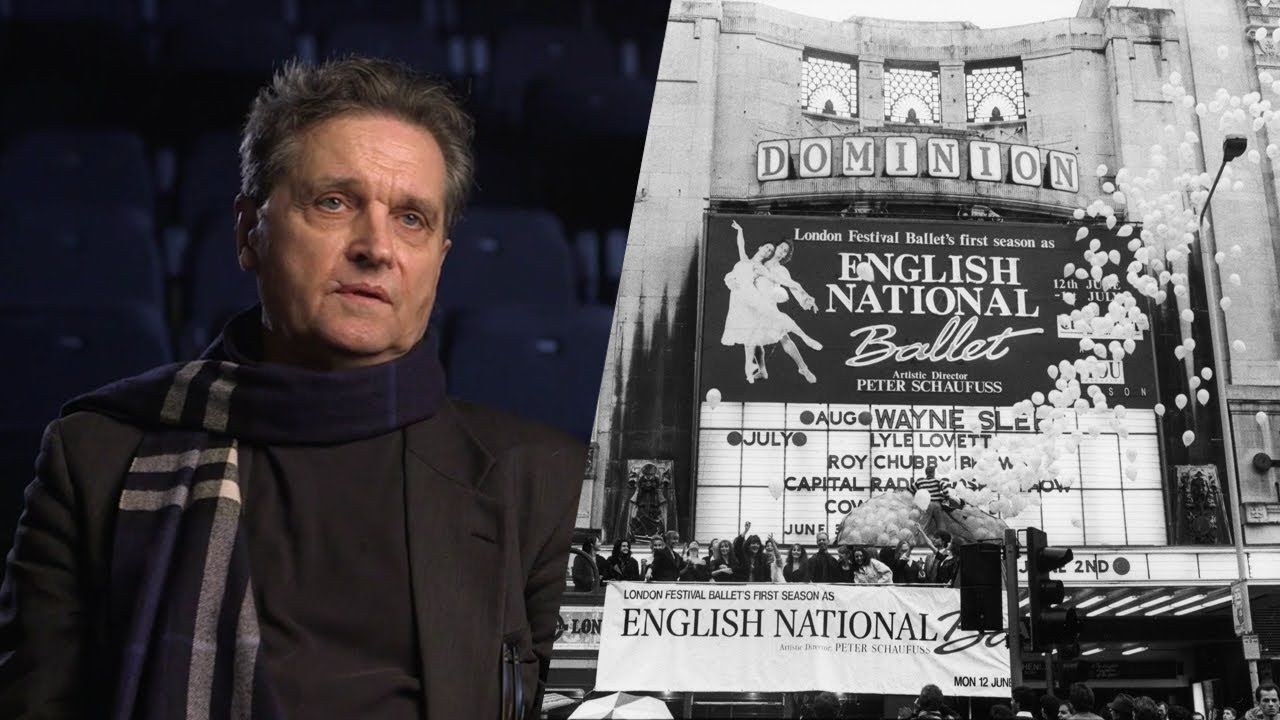 ENB 70: Peter Schaufuss on renaming English National Ballet and the creation of the School