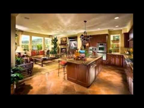 Open Concept House Plans - Youtube