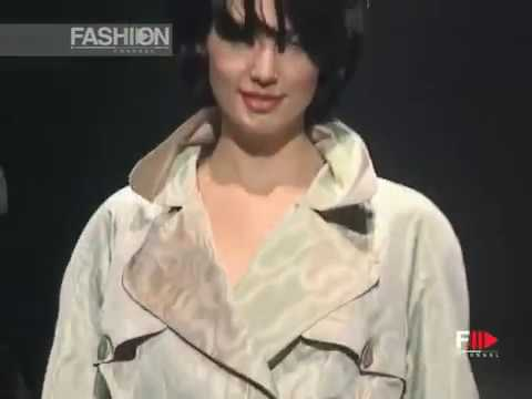 CORINNE COBSON Full Show Autumn Winter 1995 Paris by Fashion Channel