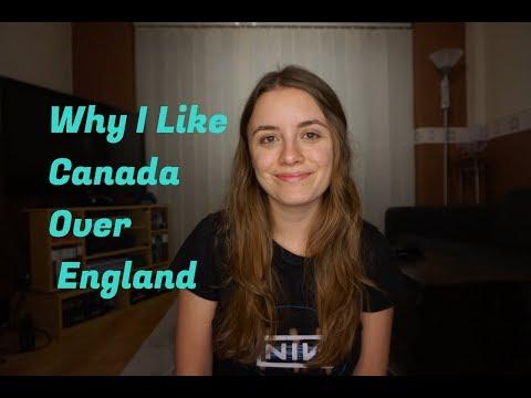 England Vs Canada | Why Canada Wins