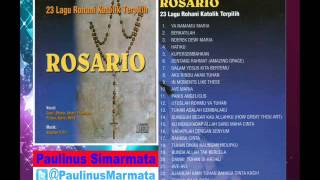 Video Lagu Katolik ( 23 Lagu Nyanyian Rohani ) Bunda Maria - ROSARIO download MP3, 3GP, MP4, WEBM, AVI, FLV Agustus 2018