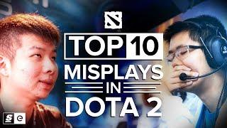 The Top 10 Misplays in Dota 2