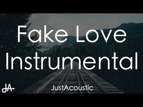 Fake Love - Drake (Acoustic Instrumental)