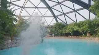 Raft Rides and Slides for the family in the Subtropical Swimming Paradise