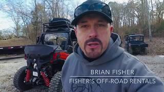 FISHER'S OFF-ROAD RENTALS Q&A...
