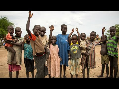 Pope Francis prepares an incredible gift of love and solidarity for South Sudan HD