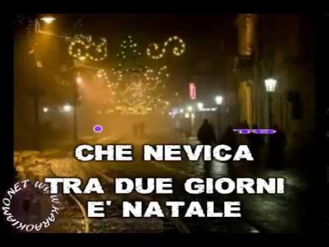 De Gregori Natale.Francesco De Gregori Natale Karaoke Fair Use