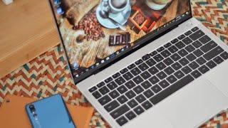 مراجعة أفخم لابتوب من هواوي Huawei MateBook X Pro