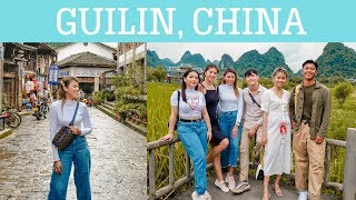 GUILIN - A must-visit in China