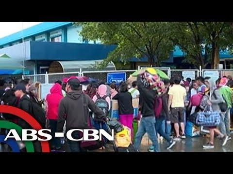 TV Patrol: Libo-libong pasahero dagsa Batangas Port bago mag-Pasko