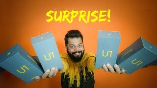 REALME U1 UNBOXING & FIRST IMPRESSIONS ⚡ 3 X GIVEAWAY For You!