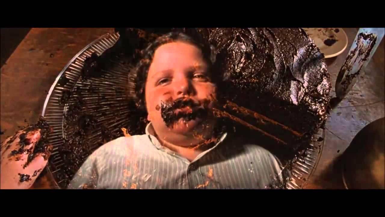 Chocolate Cake Scene Matilda