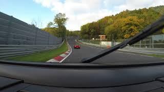Nurburgring Suzuki Swift sport 136hp - 11.10.2017 (4K)