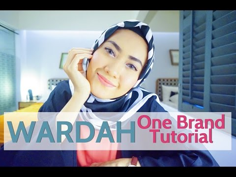 Wardah One Brand Tutorial | Lulu Elhasbu
