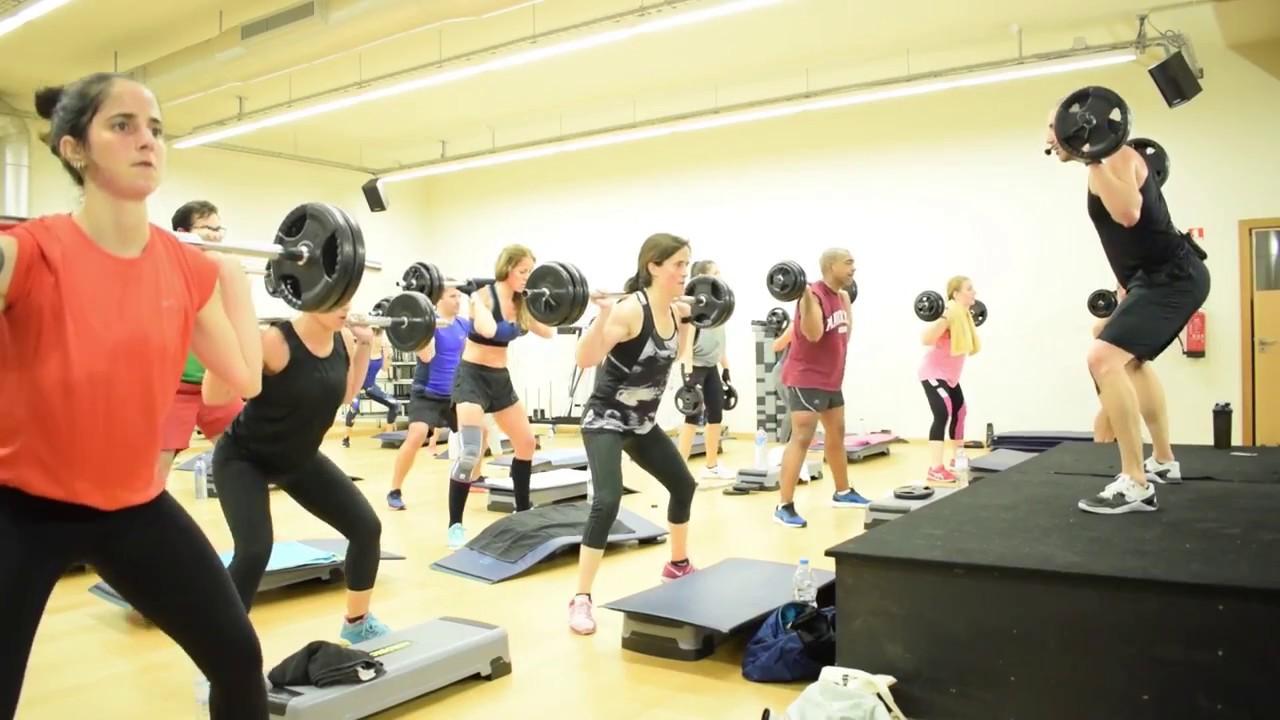 Aulas de Grupo - everybody health & fitness club - YouTube