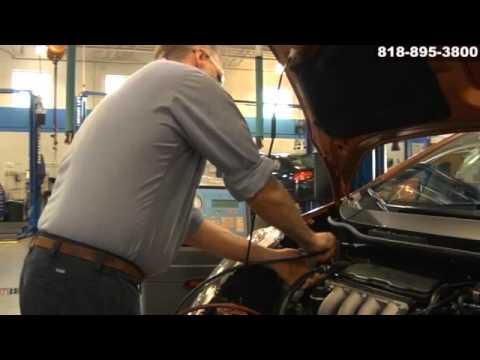 VW Volkswagen Auto HVAC Air Conditioning Service AC Leak Repair Los Angeles CA San-Fernando-Valley