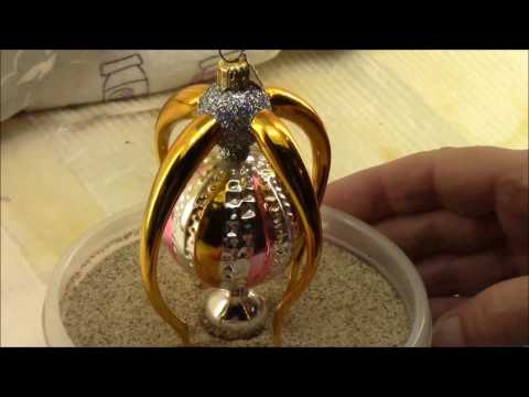 Victorian Christmas Ornament Repair