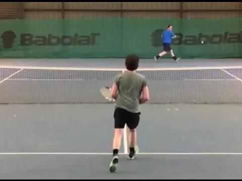 Quand tu joues au Tennis Amateur (ou entre potes)