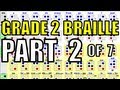 Grade 2 Braille [2/7] - Numbers, Capital Letters and Italics