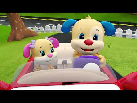 Picnic Fun With Puppy And Sis | Fisher-Price