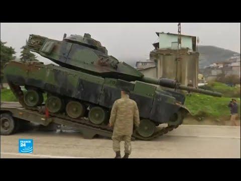 الحكومة السورية تحذر تركيا من هجوم مرتقب على عفرين  - نشر قبل 2 ساعة
