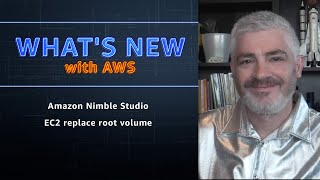 What's New with AWS – Week of May 3, 2021