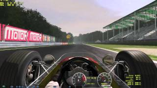 rFactor 2 Beta (PC) First Minutes Gameplay - Dynamic Weather