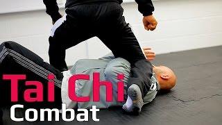 Tai chi combat tai chi chuan - How to follow up an attack in tai chi. Q18