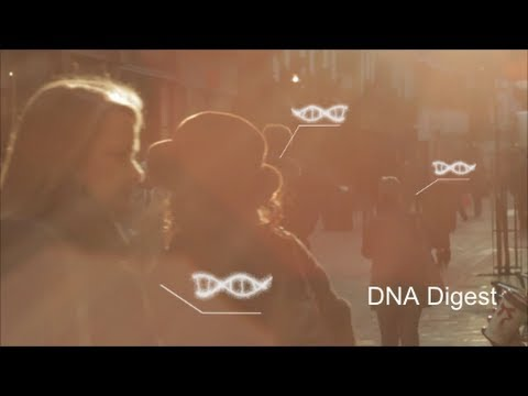 Presenting the DNA Digest Charity.