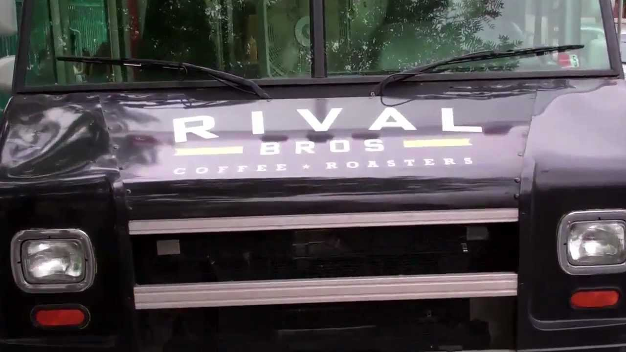 Food Truck Review Rival Bros Coffee Roasters Business Casual