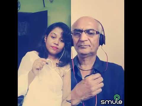 Ye Aankhein Dekhakar ..with Ranchita phool