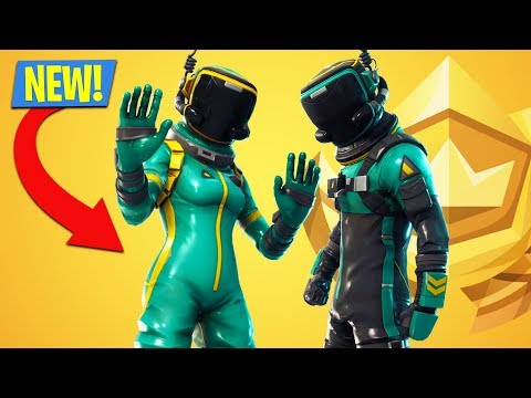 New Fortnite Skins *Solo Showdown Game Mode* - Win 50,000 V-Bucks! (Fortnite Battle Royale)