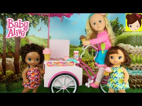 Hasbro Baby Alive Snackin Lily Doovi