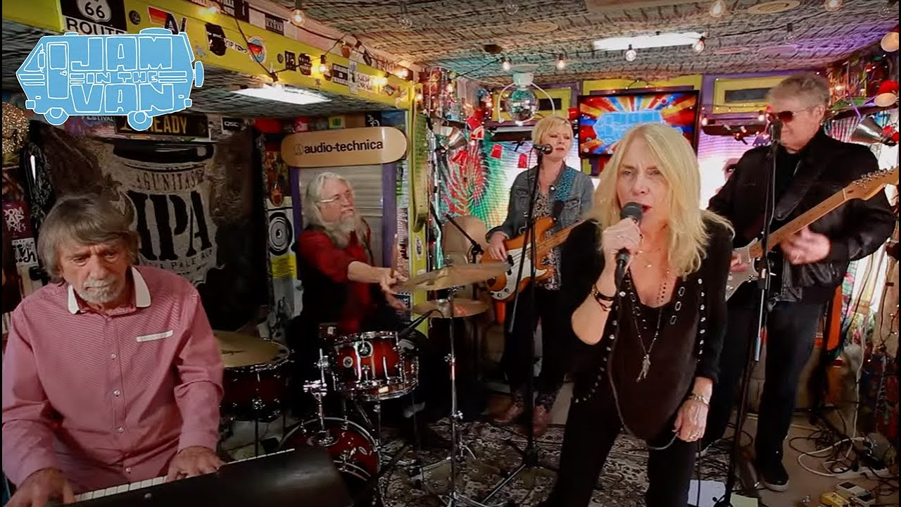"""PEGI YOUNG AND THE SURVIVORS - """"Up to Here"""" (Live from ..."""
