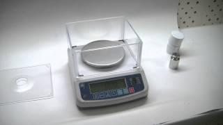 Лабораторные весы - обзор