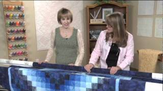 Tips And Tricks To Get Your Quilt Loaded Onto A Quilting Frame