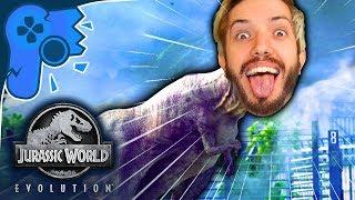 Jurassic World Evolution | Havin' A Bash!