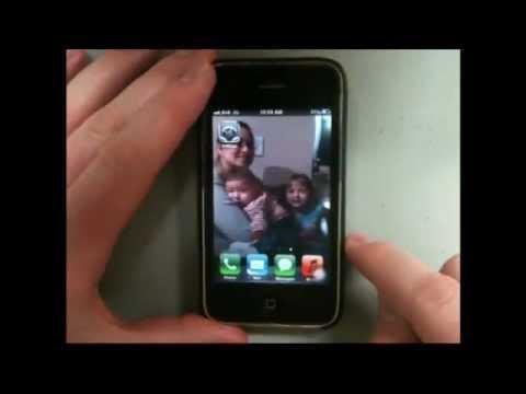 iphone mute button