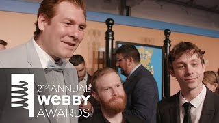 Henry Zebrowski Ben Kissel And Marcus Parks On The Red Carpet At The 21st Annual Webby Awards Youtube Marcus parks ретвитнул(а) blake, not an expert. henry zebrowski ben kissel and marcus parks on the red carpet at the 21st annual webby awards