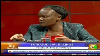 The Big Question: Extrajudicial Killings