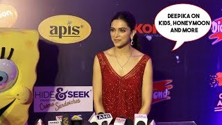 Deepika Padukone's First Interview After Marriage With Ranveer Singh On Kids, Honeymoon And More