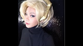 Overwatch - Mercy Make up thumbnail