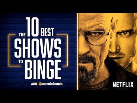 10 BEST Shows To Binge On NETFLIX