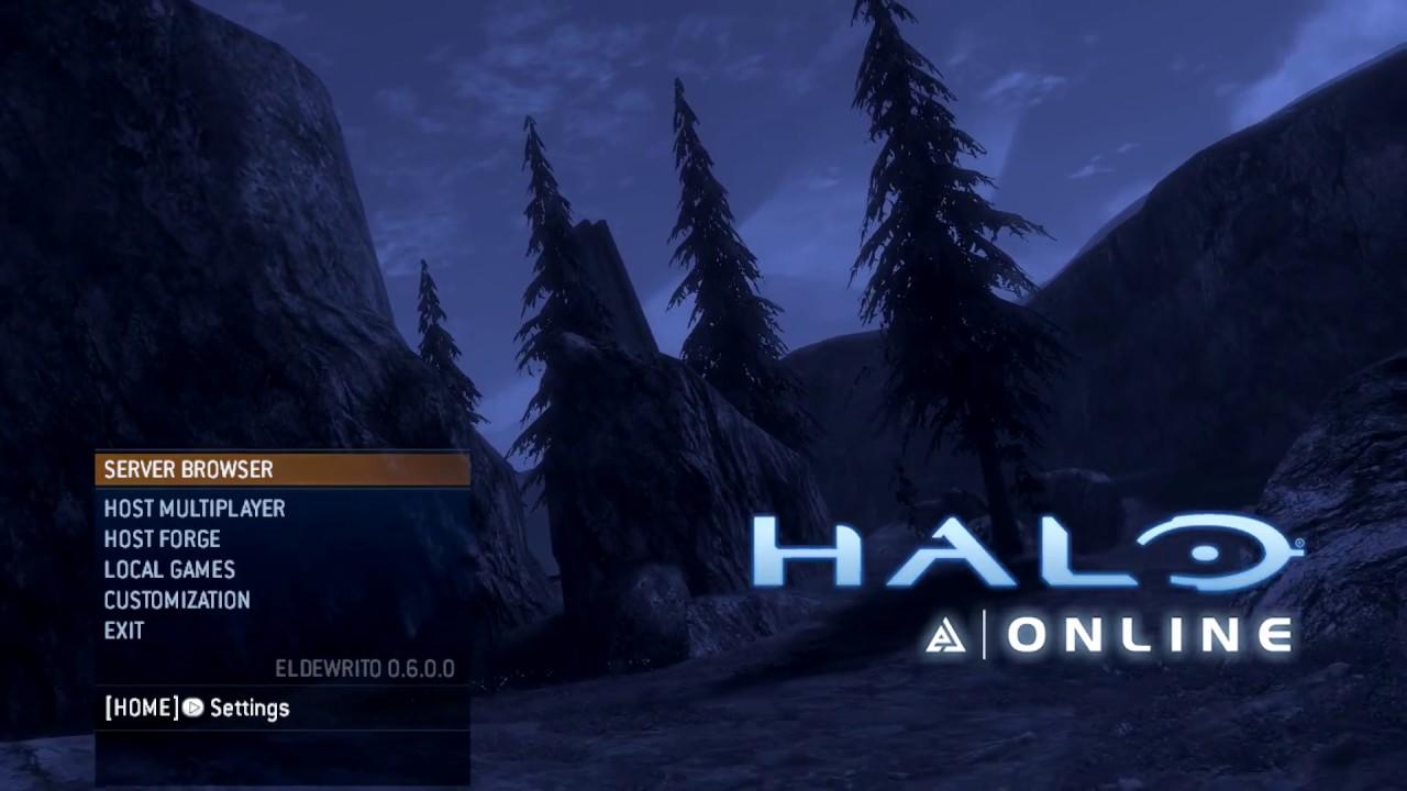 Halo Online ElDewrito 0 6 0 PC - Free Download in Description - YouTube